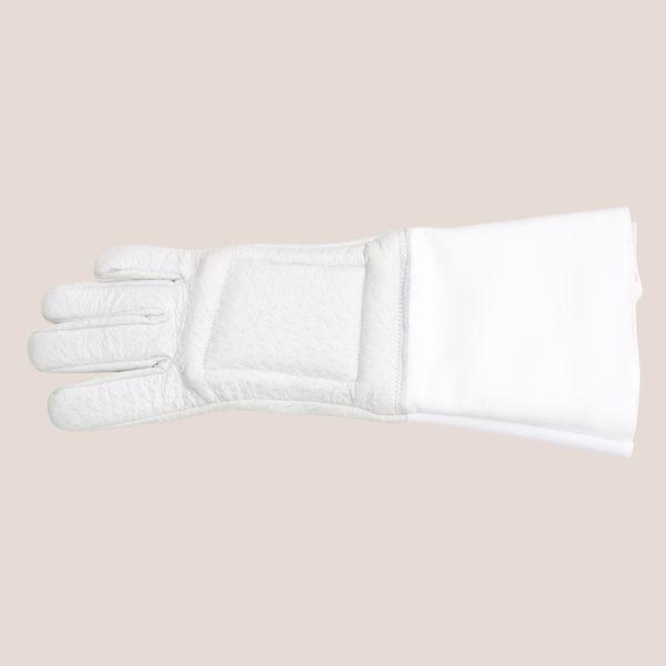 Universal leather glove